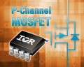 AO4411  P-Channel MOSFET